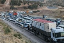 تردد خودروهای سواری به مناطق زلزلهزده تا اطلاع ثانوی ممنوع شد