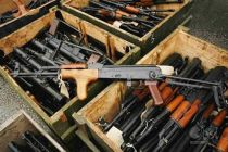 دستگیری اعضای باند قاچاق اسلحه در مشهد