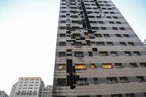جزئیات حریق برج مسکونی در برج 22طبقه چیتگر