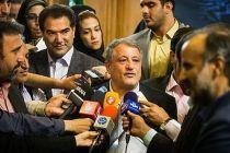 محسن هاشمی: اگر نمایشگاه الکامپ پر مخاطب است نباید در تهران برگزار شود