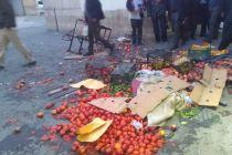جزئیاتی از ماجرای درگیری ماموران و میوه فروشی که در قم فوت کرد