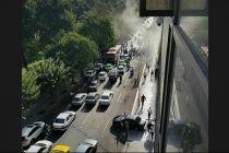 خبرهای ضدونقیض از آخرین وضعیت فردی که مقابل شهرداری خودسوزی کرد