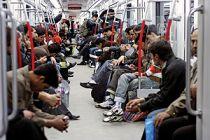 میزبانی مترو تهران از روزه داران