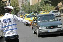 آغاز طرح برخورد با خودروهای دودزا در تهران/ استقرار مأموران پلیس در 62 نقطه از معابر پایتخت