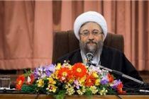 آملی لاریجانی: نظام جمهوری اسلامی یک نظام بی بدیل است