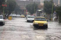 تشدید بارش در کرمانشاه / کاهش 12 درجهای دما در برخی نقاط کشور