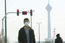 تهران شصتمین روز آلوده سال را تجربه کرد