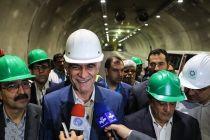 شهردار تهران: در اوج تحول شهری میگویند پروژهها تعطیل شده است!