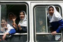 استفاده از رانندگان زن برای سرویس مدارس ابتدایی و دختران دبیرستانی