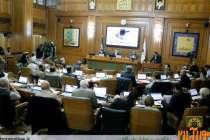 گزارش زنده جلسه علنی 369 شورای شهر تهران