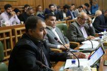 تذکر رئیس کمیته بودجه و نظارت مالی شورا به شهردار تهران