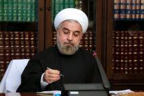 پیام تسلیت دکتر روحانی به مناسبت سانحه سقوط هواپیما در مسیر تهران – یاسوج