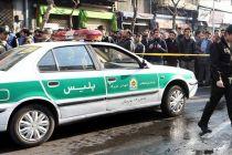 راننده سرویس مدرسه، پلیس راهنمایی و رانندگی را زیر گرفت