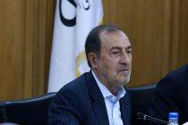 مرتضی الویری رئیس شورای عالی استانها شد