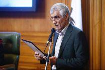 ادای سوگند شهردار جدید تهران در صحن علنی شورا/افشانی رسما راهی بهشت شد