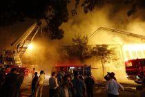 جزئیات آتش سوزی سحرگاهی در جنوب پایتخت